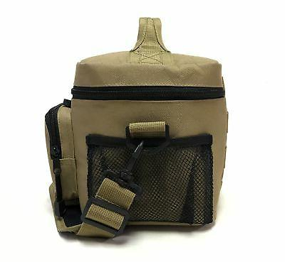 HSD Tactical Lunch - Insulated Cooler, Lunch Box / PALS Webbin...
