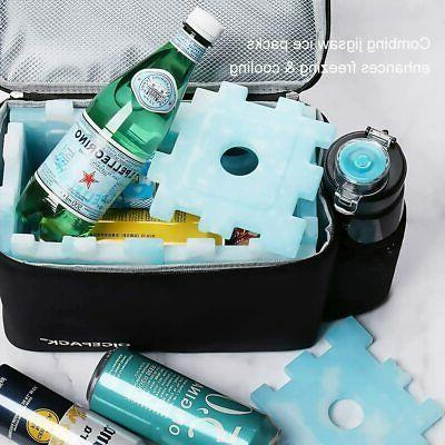 Ice For Box Coolers Slim Reusable Beach