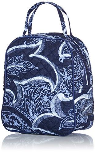 Vera Bradley Iconic Bunch, Cotton, Indio, One