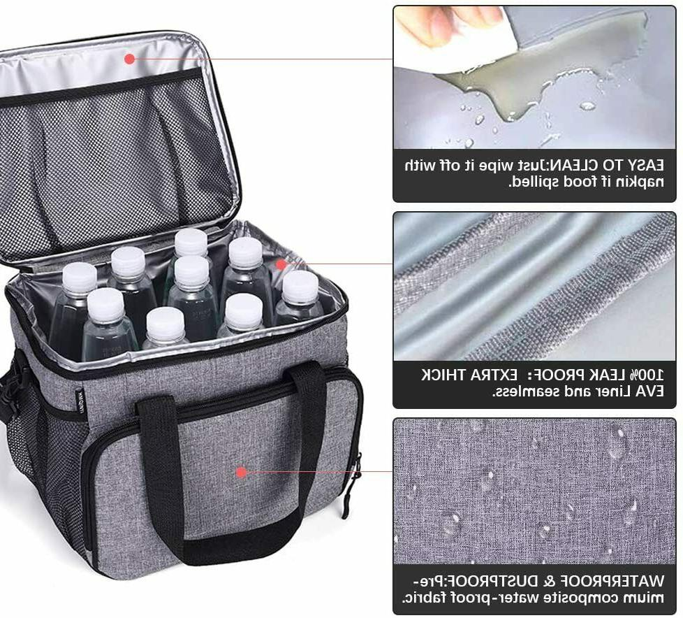 Insulated Food Tote Thermos for Men