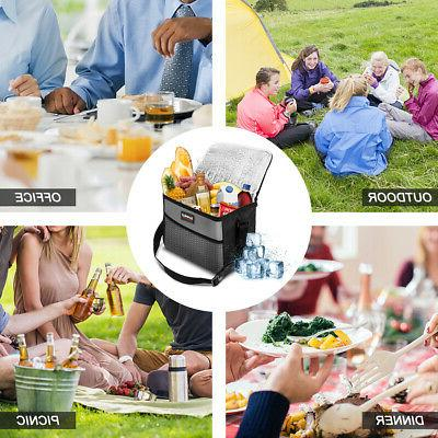 Insulated Lunch Bag Cooler for Heavy Duty USA