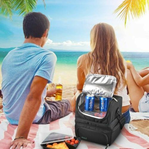SABLE Insulated Cooler Lunch Women Men