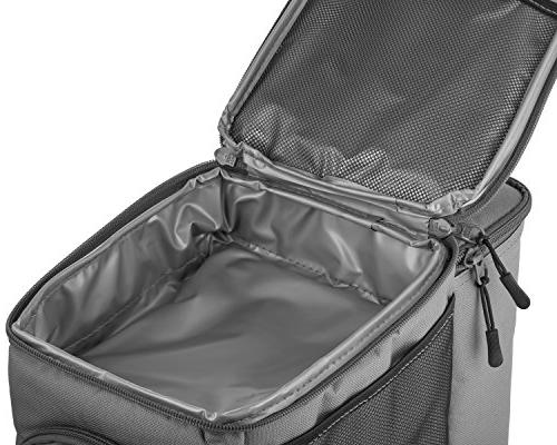 HemingWeigh Insulated Box - Bag Cooler Compartments Food Storage Ice