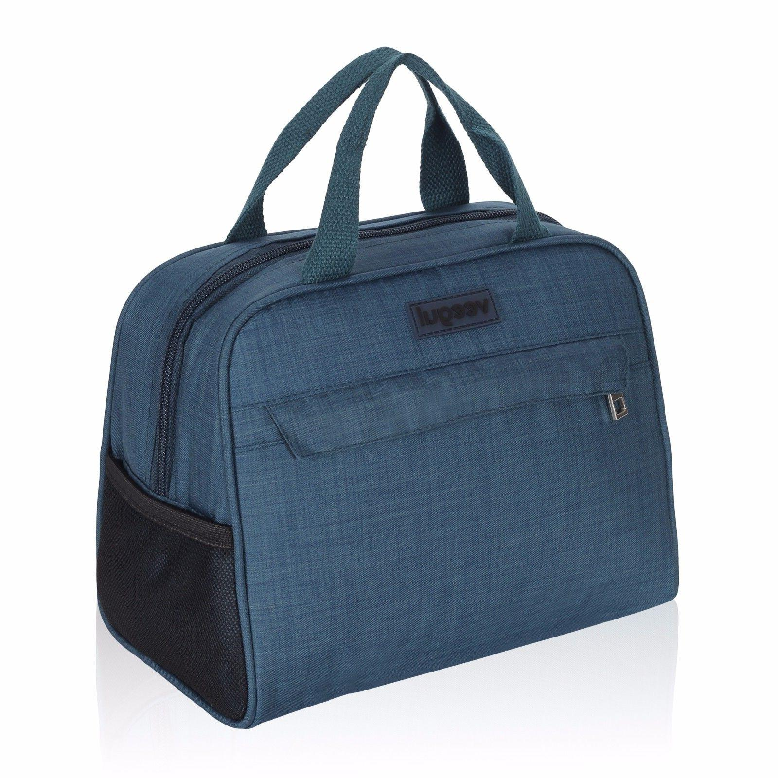 Insulated Men & Prep Lunch Tote For Kids