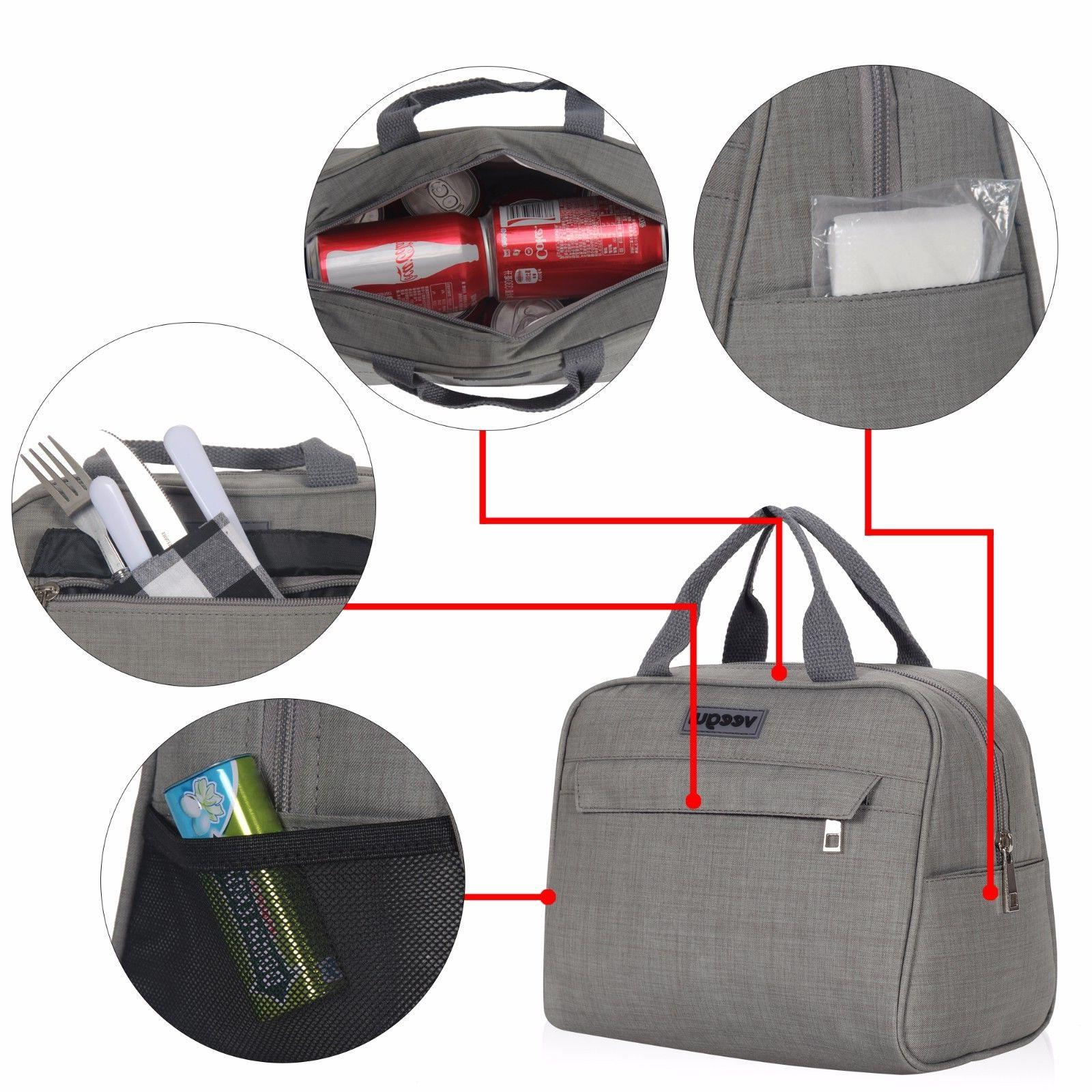 Insulated For Men & Prep Boxes For Kids &