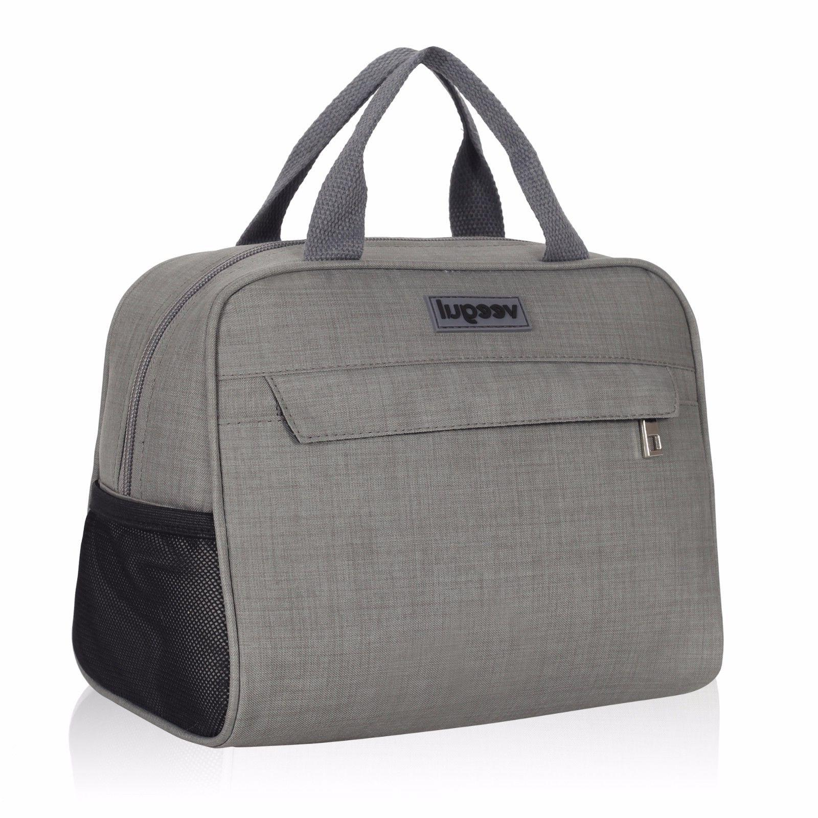 insulated lunch bag for men and women