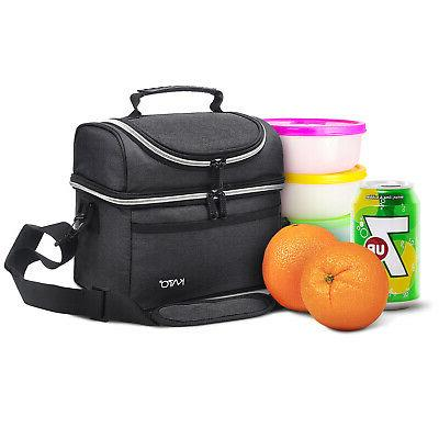 Insulated Lunch Thermal Bento Tote