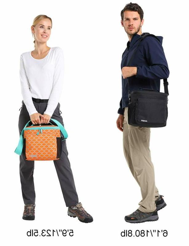 Men and Cooler Tote with