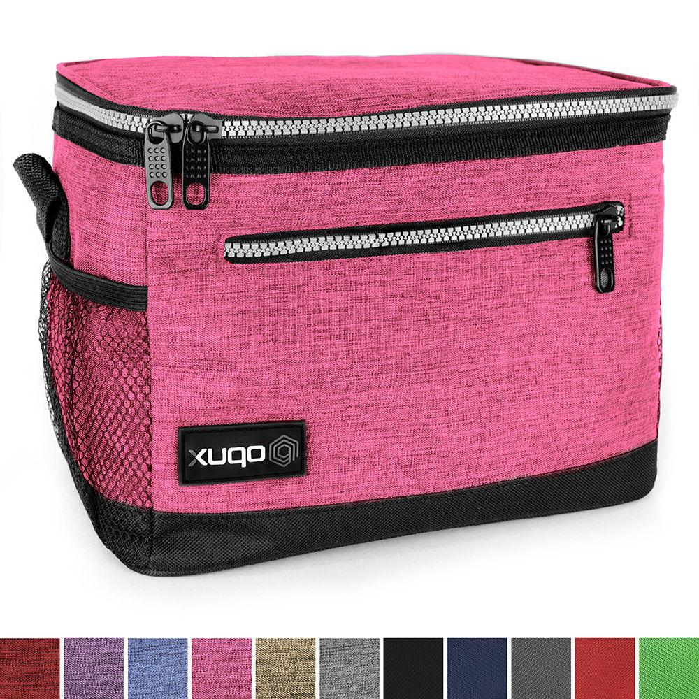 Insulated Lunch Bag Adult Lunch Work School Kids Leakproof
