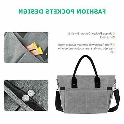 Insulated bags women Large Tote Lunch Box