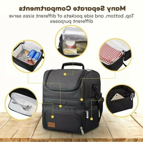 Sable Insulated Lunch 22L Big Reusable Waterproof Bag