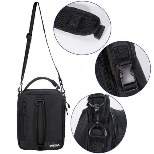 MIER Insulated Lunch Bag Expandable Men, Women,