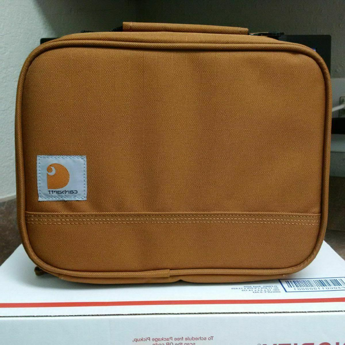 Carhartt Insulated Container Lunchbox Water Repellent *New*