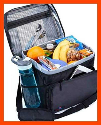 Insulated Box Men Cooler Bag Boxes Adults Nylon By
