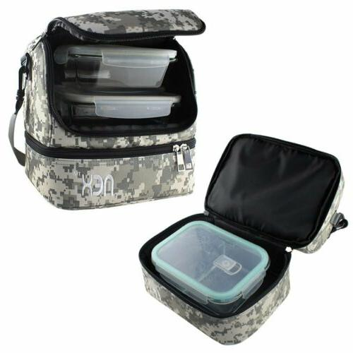 Childrens Adult Lunch Bags Insulated Cool Picnic