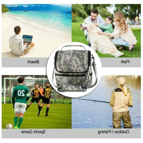 Childrens Kids Adult Bags Insulated Cool Bag Picnic