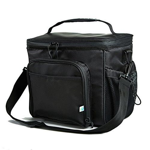 insulated soft cooler lunch bag