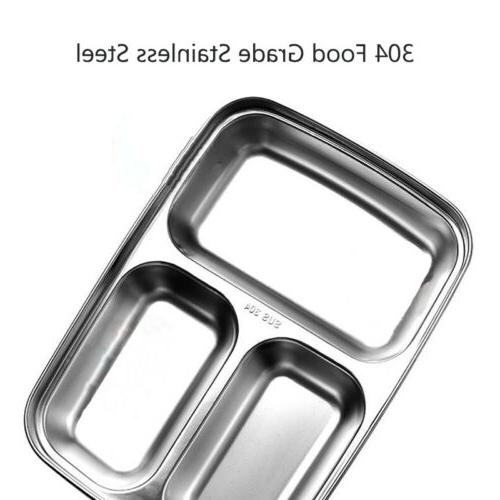 Kids Lunch Box Stainless School Food