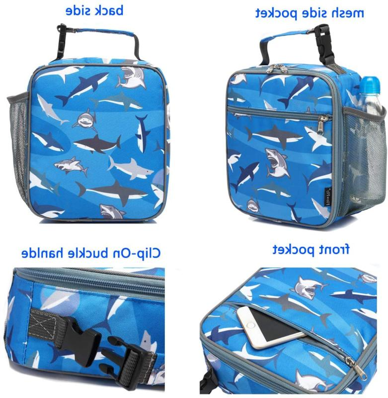 Soft Mini Cooler Back Thermal Meal Tote