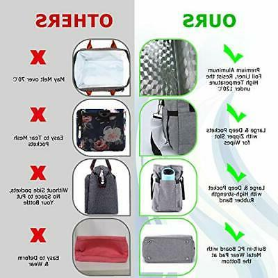 women Tote Lunch Box for
