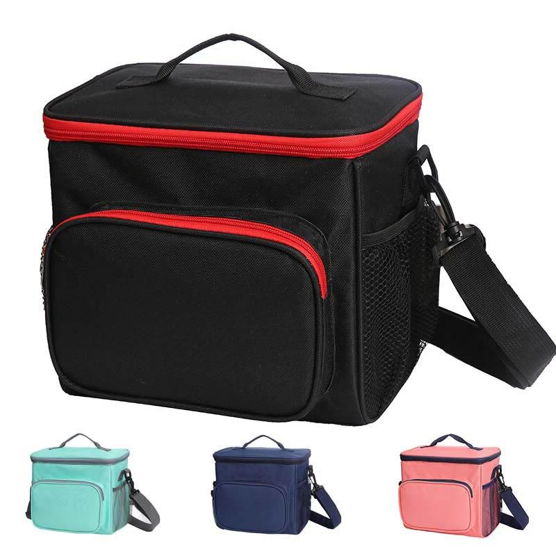 Portable Picnic Cool <font><b>Bag</b></font> Refrigerated In