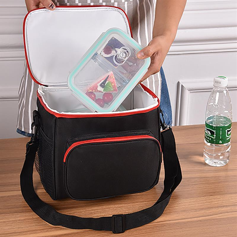 Large Capacity Picnic Insulated Cool <font><b>Bag</b></font> for Travel Case Cooler