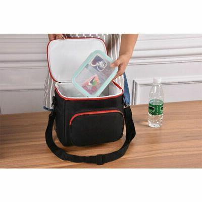 Insulated Cooler Picnic Bento Box Bag for Women Adult