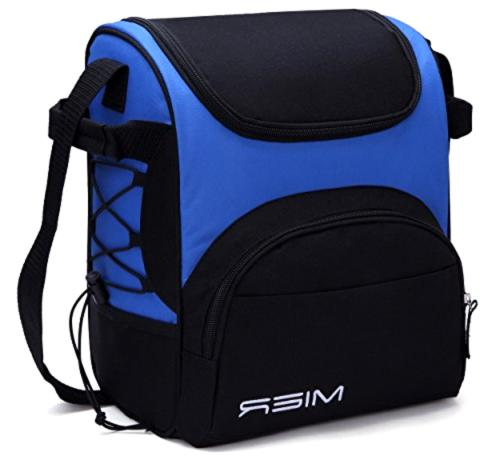 MIER Insulated Bag Picnic Men,