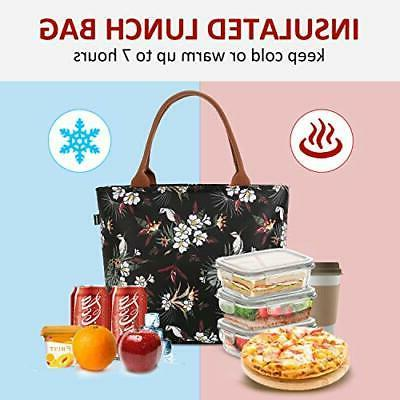 Large Bags Women Boxes Insulated Lunch Cooler