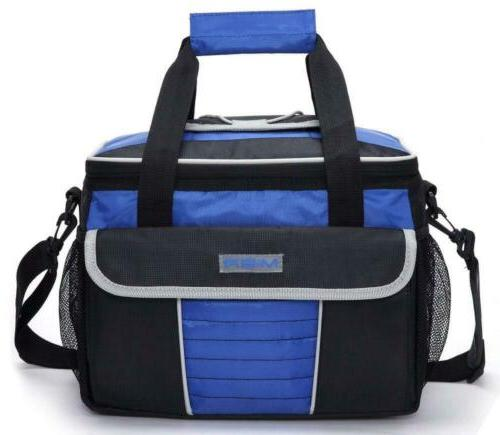 large soft cooler bag insulated lunch box