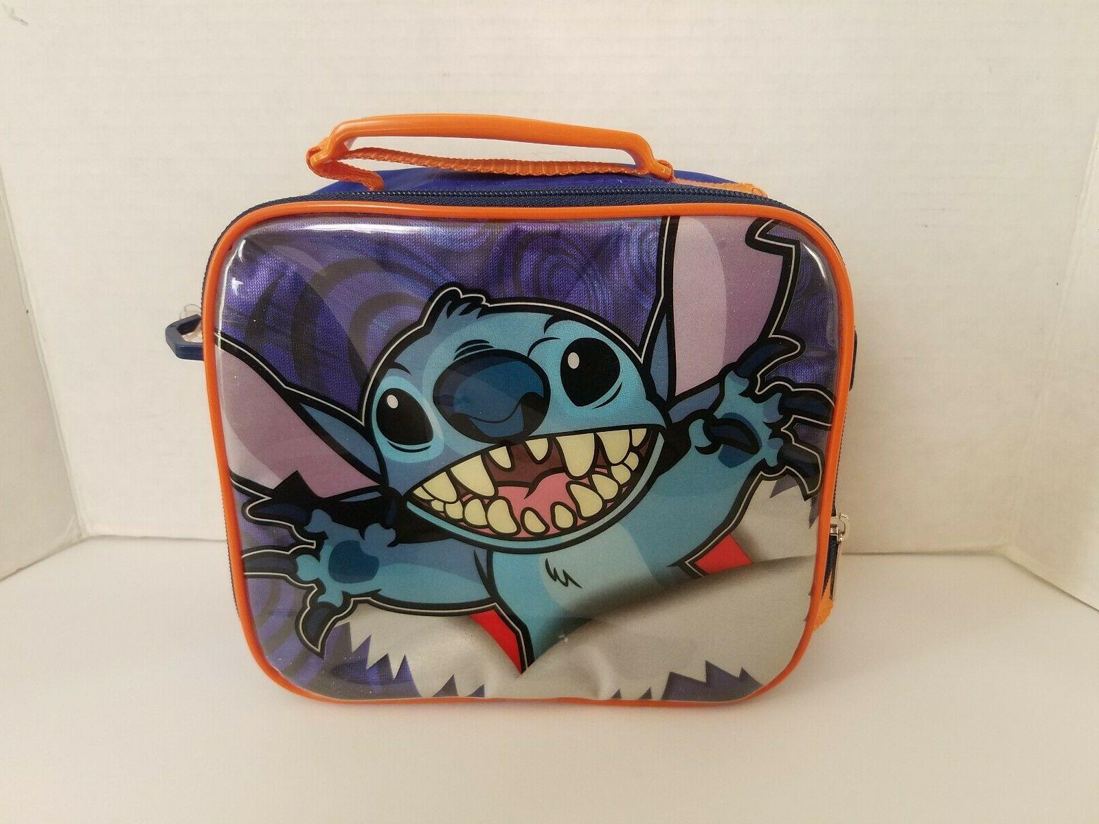 lilo and stitch lunchbox and sippy cup