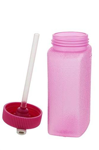 Rubbermaid w/Sipping Spout – Water Bottles & Free, & Dishwasher Safe Juices, Lunch Box – Dragon