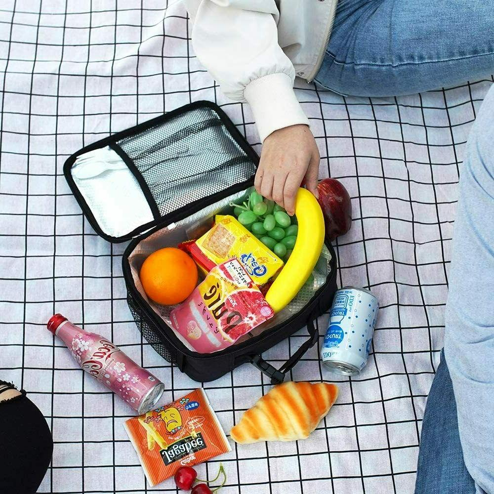 Lunch Men,Leakproof Lunch Box for Adult&Kids, Lunch