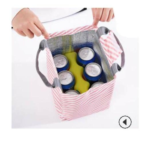 Lunch Bag Tote Box And Cold Food Cooler For Men Women
