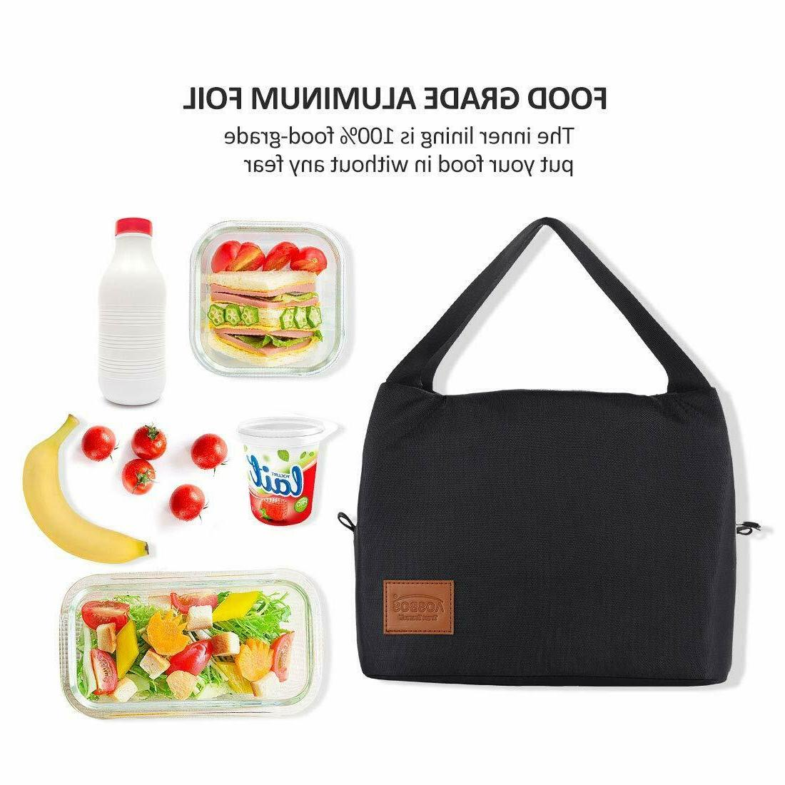 Lunch Bags Men and Tote Outdoor Food