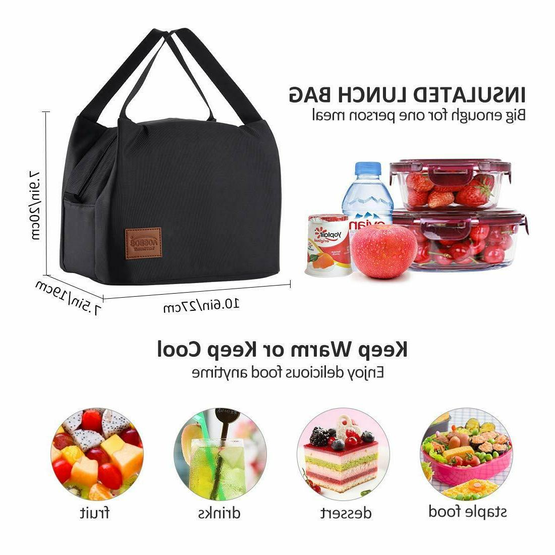 Lunch Bags for and Food