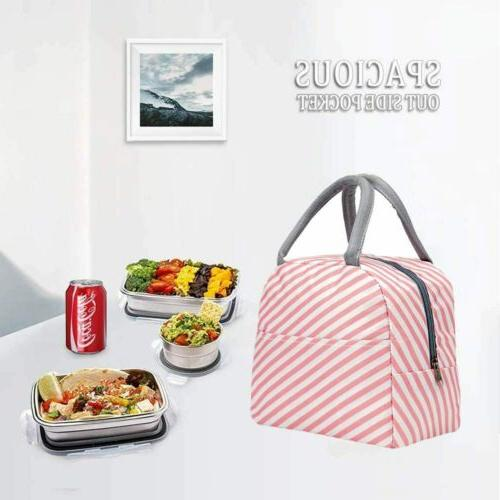 Lunch Bags for Insulated Durable Fashion Thermal &