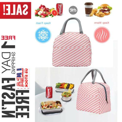 lunch bags for women insulated tote durable