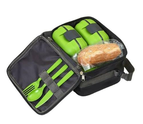 Set and Kids Thermo Green