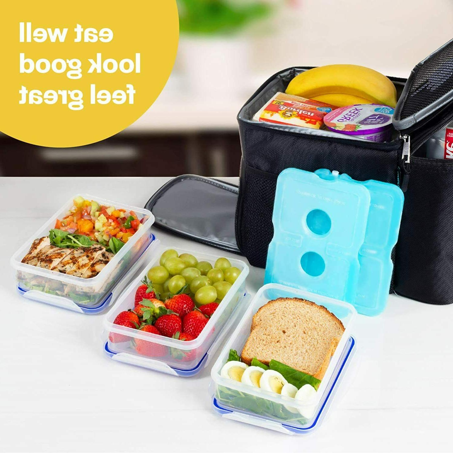 Lunch Insulated cooler w/