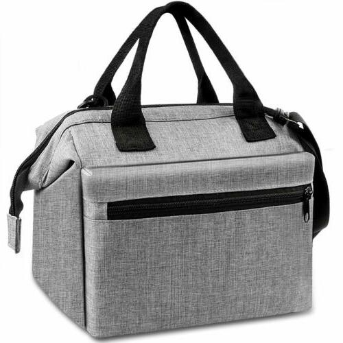 lunch box insulated lunch bag for men