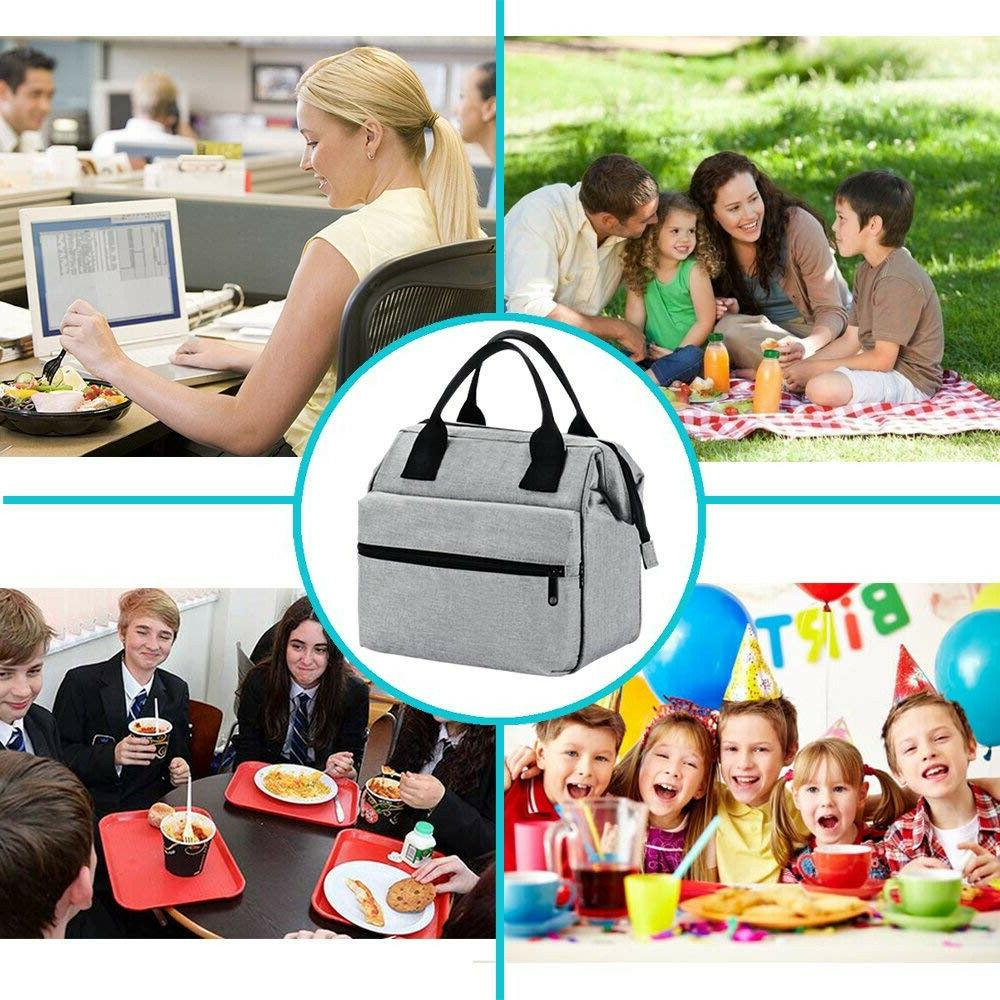 Srise Lunch Box Lunch Bag and Lunch Boxes
