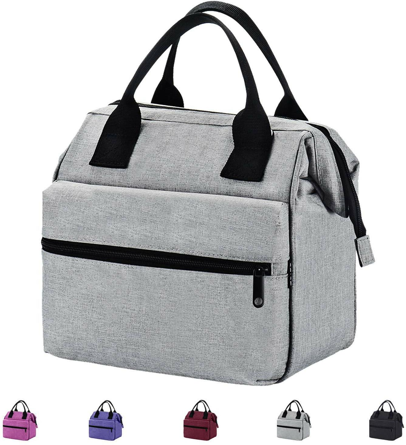 Srise Box Lunch and Women Meal Prep Lunch Tote Boxes