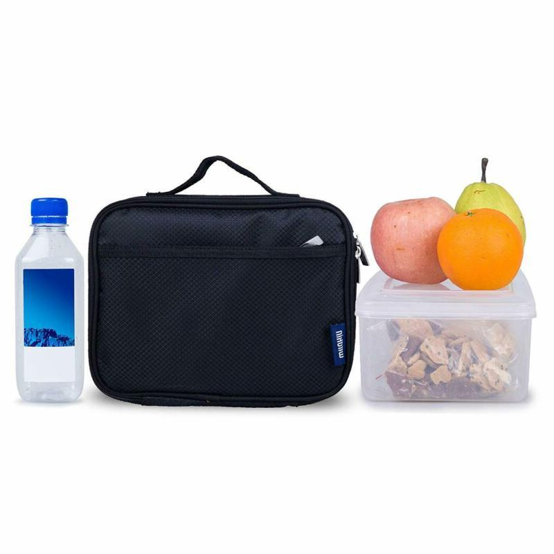 Lunch Wildkin Lunch Box, And Easy To Clean W