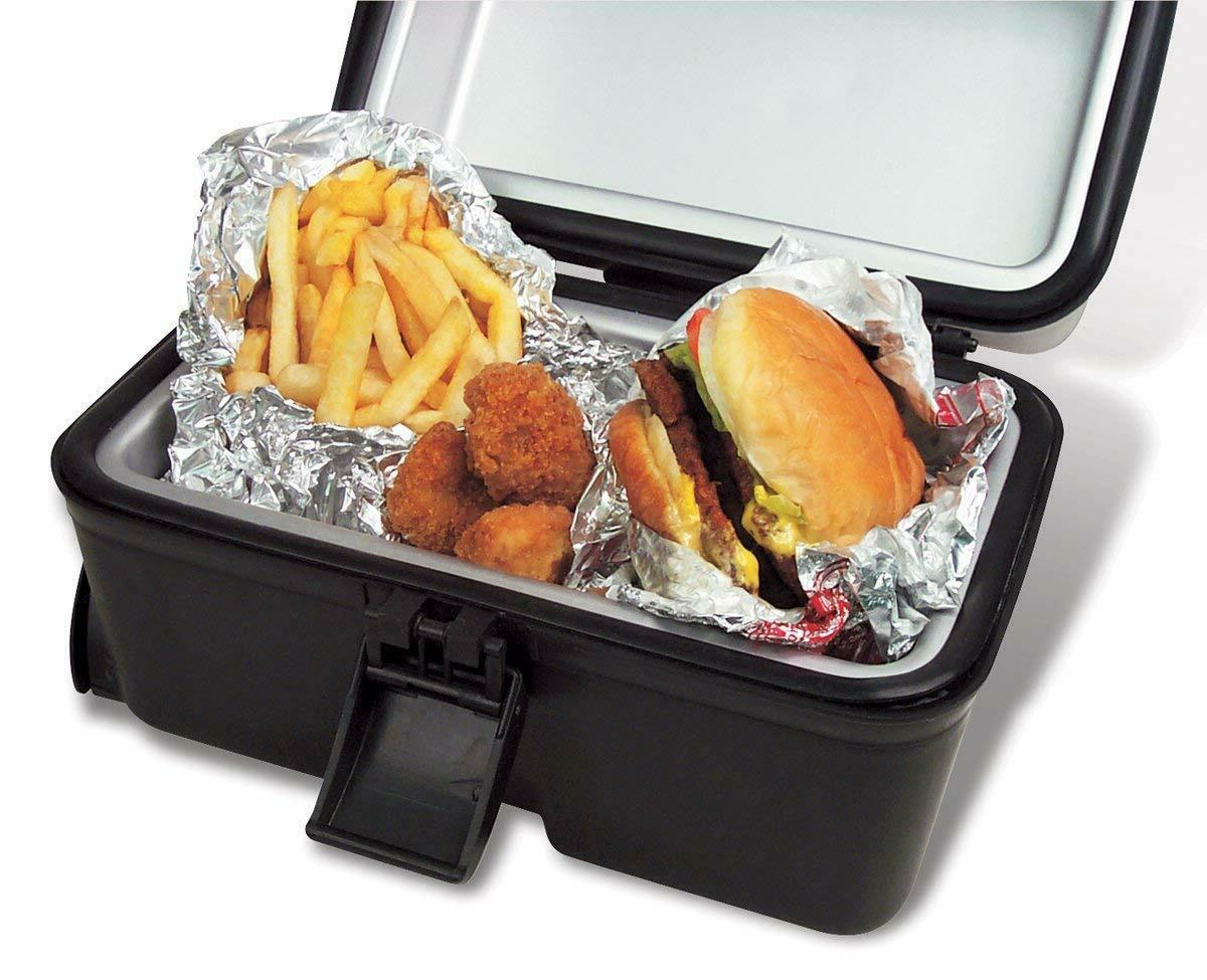 Portable Lunch Box 12v Electric Microwave For Car Truck
