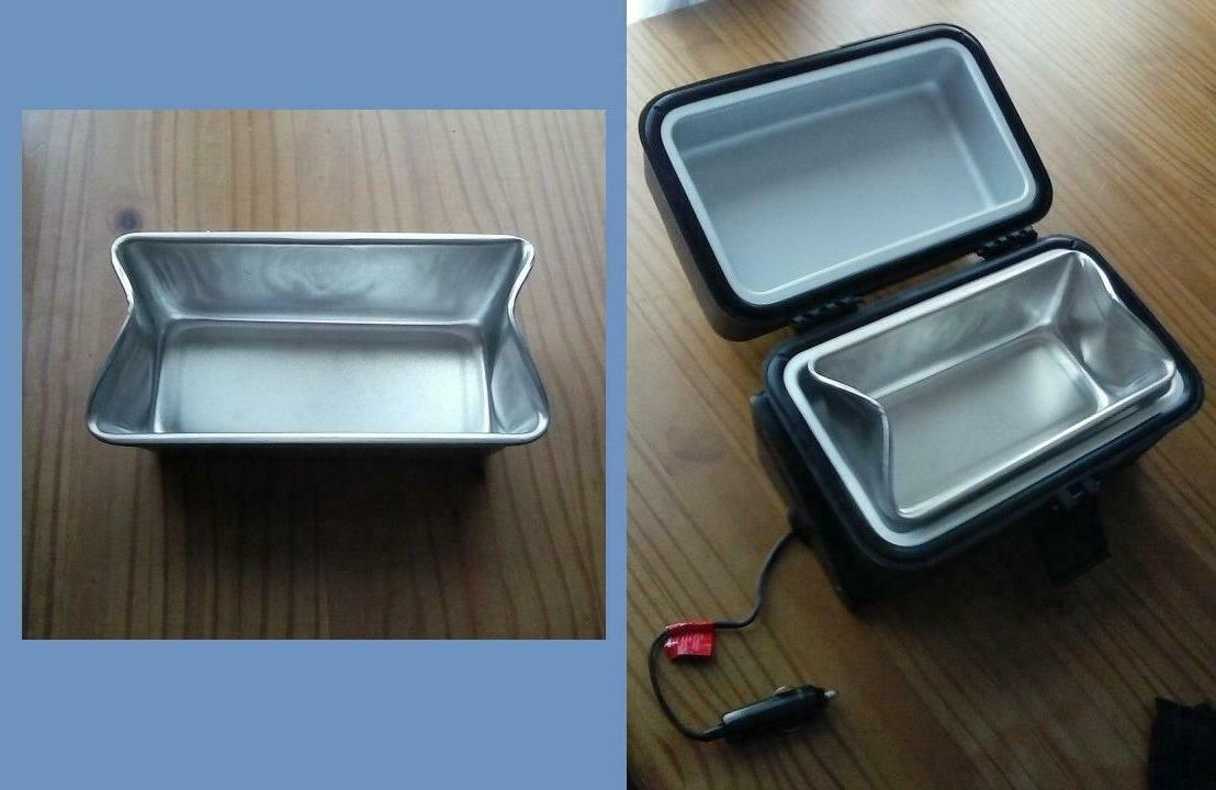 Lunch Stove Portable Car Warmer Heated Camping