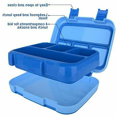 Lunch Boxes Kids Boys DaCool Toddler School Container