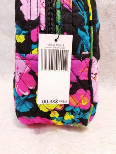 Vera Insulated Quilted Bag Meadow Cooler