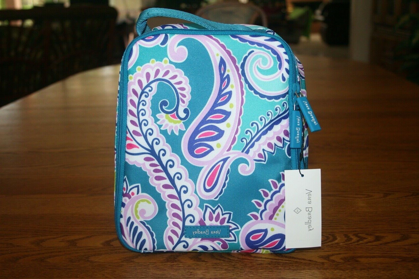 Vera BUNCH LIGHTEN UP insulated bag tote sack Retired NWT