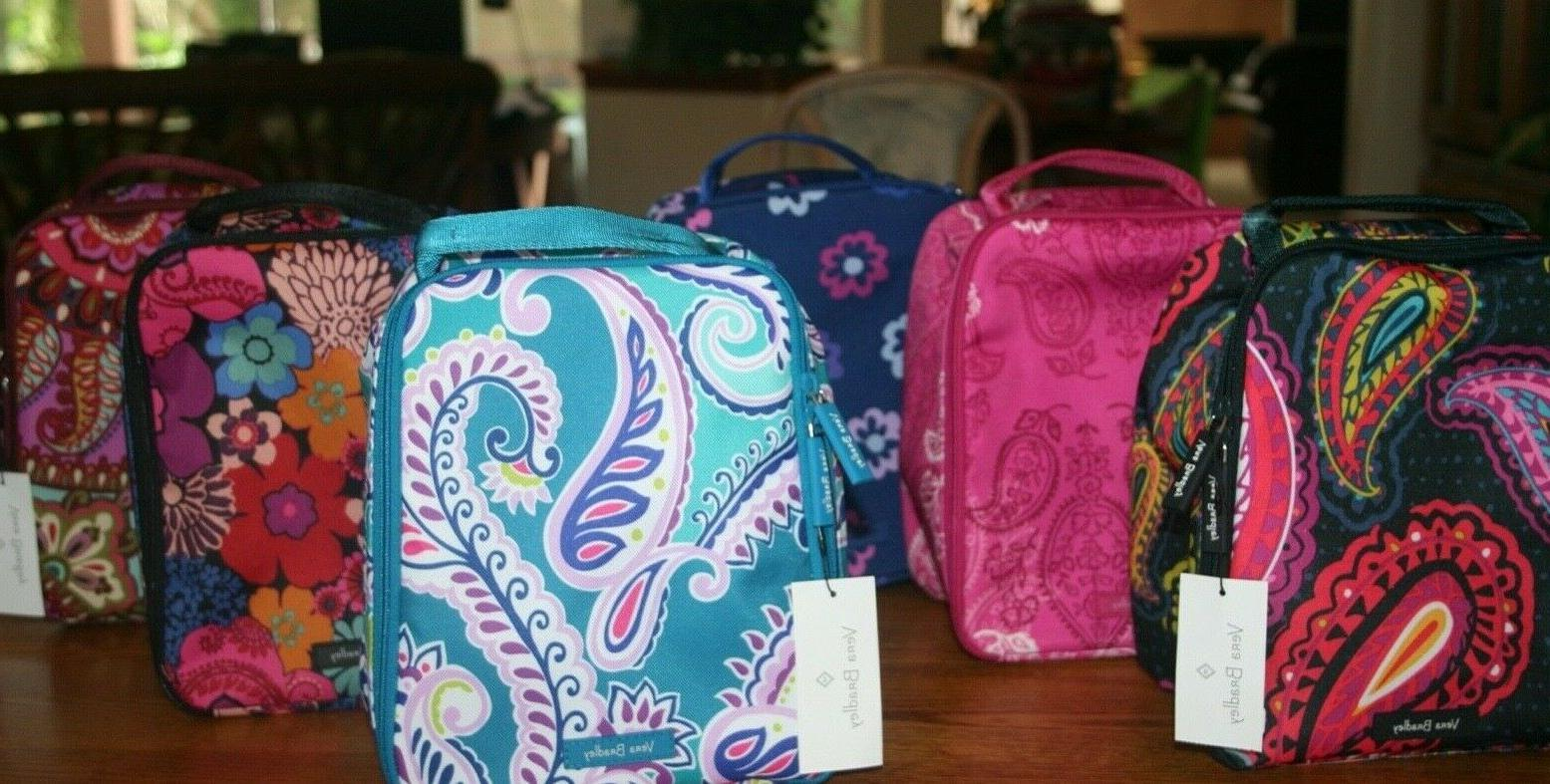 lunch bunch lighten up insulated bag tote